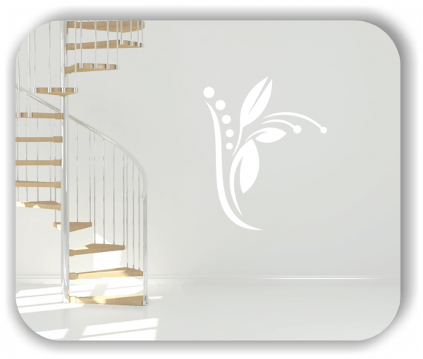 Wandtattoos Blätter & Blumen - Motiv 47