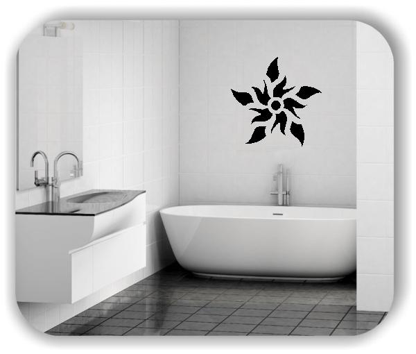 Wandtattoos Dingbats Floral - ab 50x50 cm - Motiv 4108