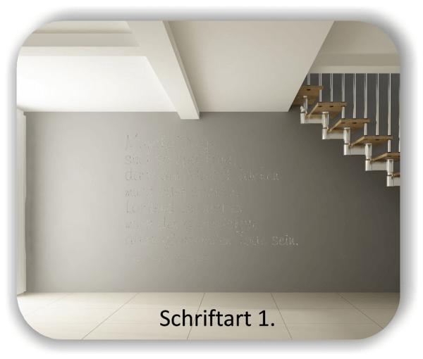 Wandtattoos - Sprüche & Zitate - Manche Dinge sind so...