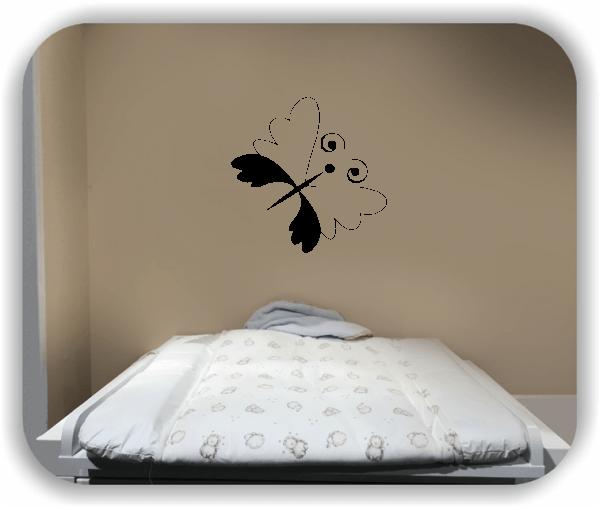 Wandtattoos Tiere - Schicker Schmetterling