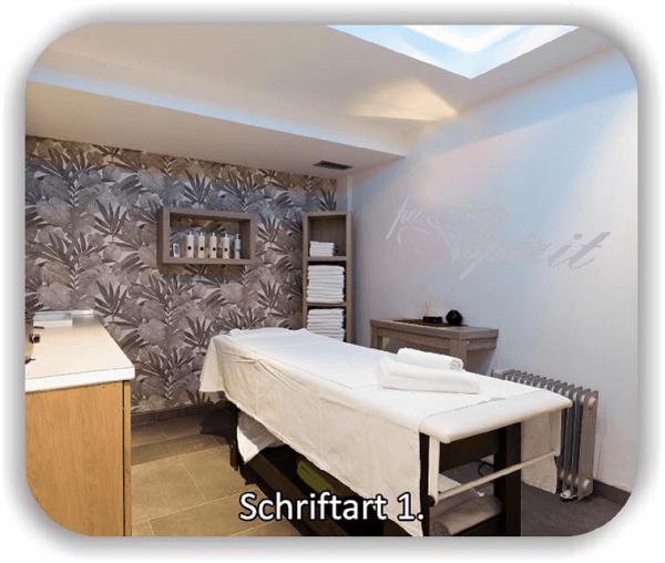 Wandtattoos Spruch - free spirit