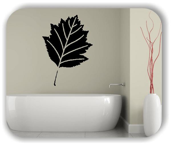Wandtattoos Blätter - ab 50x70cm - Motiv 8249