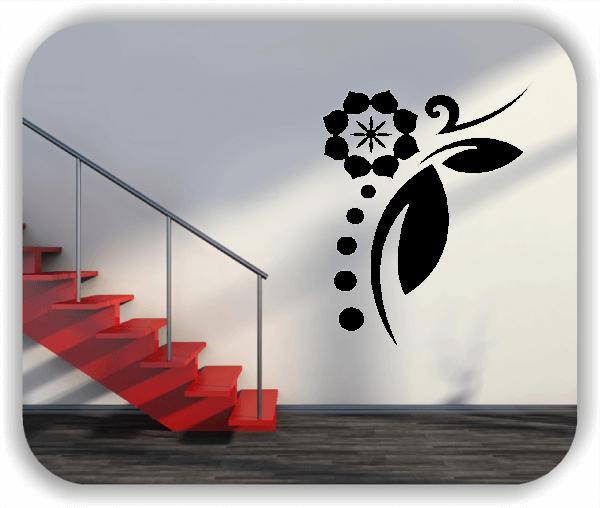 Wandtattoos Blätter & Blumen - Motiv 52