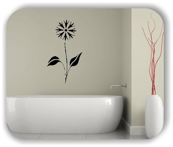 Schnittblumen Wandtattoos - ab 28x50 cm - Motiv 9030
