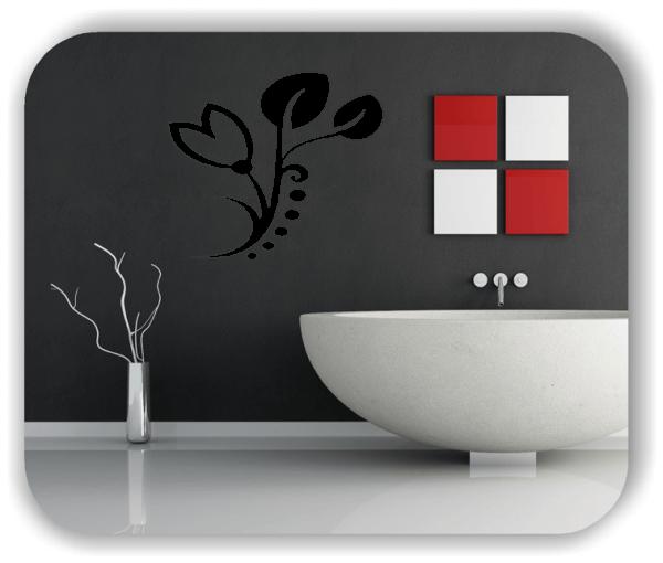 Wandtattoos Blätter & Blumen - Motiv 21
