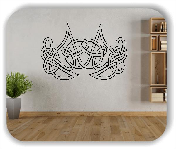 Wandtattoos Keltischer Knoten - Geltic Design - Motiv 39