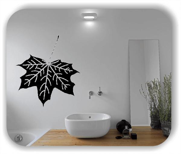 Wandtattoos Blätter - ab 50x55cm - Motiv 8255