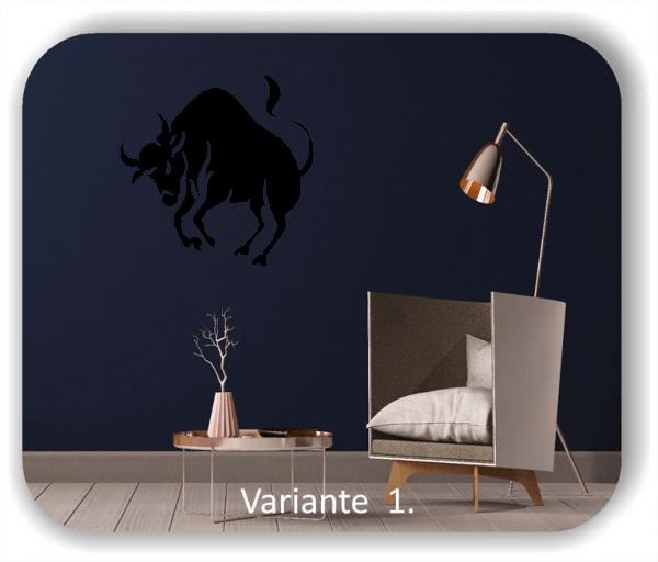 Wandtattoos Sternzeichen – Stier