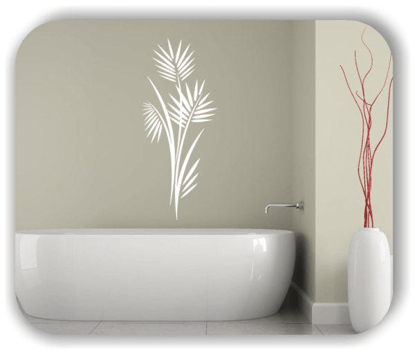 Florale Wandtattoos Japan Motiv - ab 25x60 cm - Motiv 3263