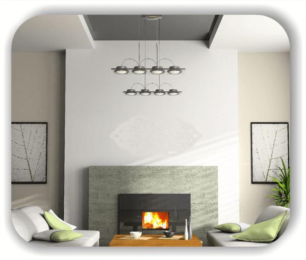 Wandtattoos Keltischer Knoten - Geltic Design - Motiv 28