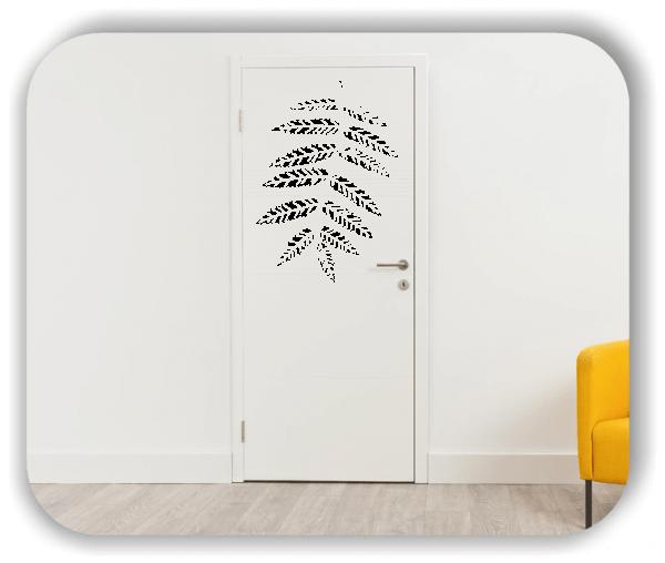 Wandtattoos Blätter - ab 50x70cm - Motiv 8248