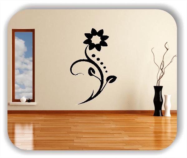 Wandtattoos Blätter & Blumen - Motiv 61
