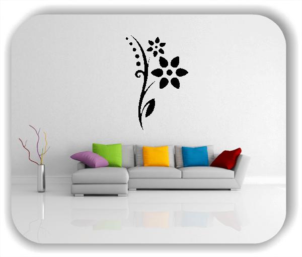 Wandtattoos Blätter & Blumen - Motiv 58