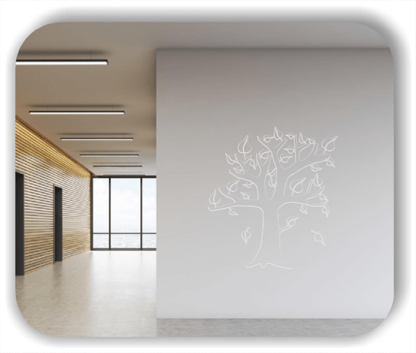 Wandtattoos Baum - ab 50x55cm - Motiv 8252