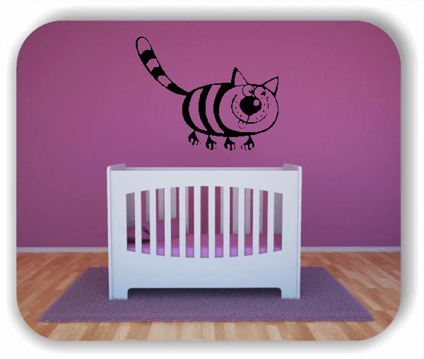 Wandtattoos Tiere - Freche Katze