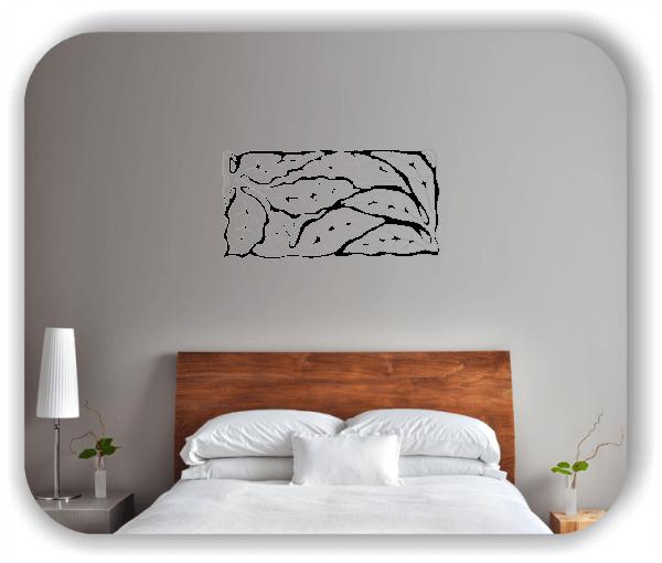 Wandtattoos Ornamente Natur - ab 50 x 25 cm - Motiv 54