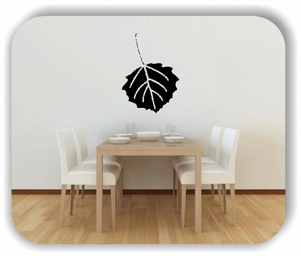 Wandtattoos Blätter - ab 50x70cm - Motiv 8242