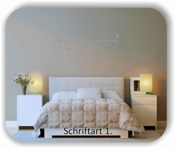 Wandtattoos - Sprüche & Zitate - Alle Träume können wahr werden...