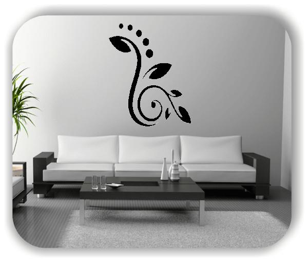 Wandtattoos Blätter & Blumen - Motiv 44