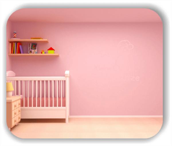 Wandtattoos Schlafzimmer - Kleine Schlafmütze