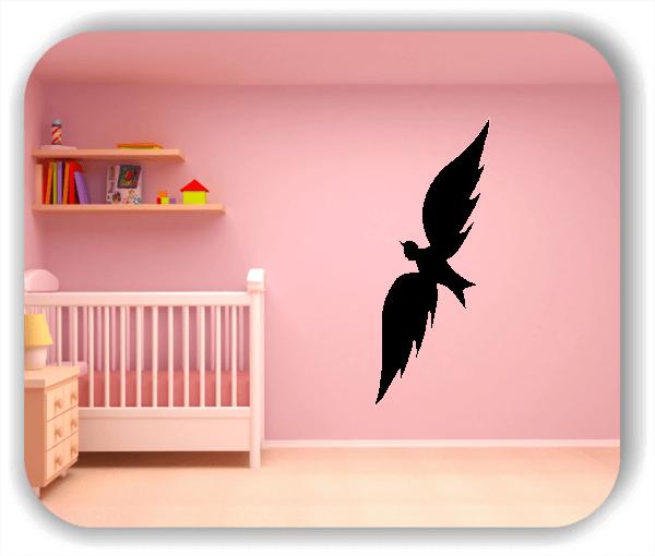 Wandtattoos Tiere - Vogel