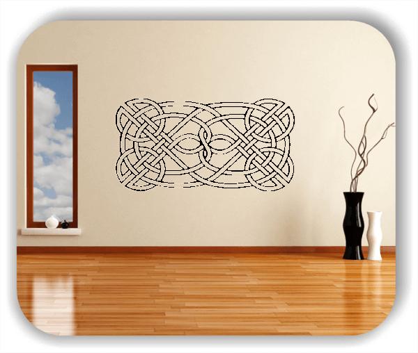 Wandtattoos Keltischer Knoten - Geltic Design - Motiv 40