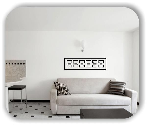 Wandtattoos Mexikanisch - Mexican Design - Motiv 45