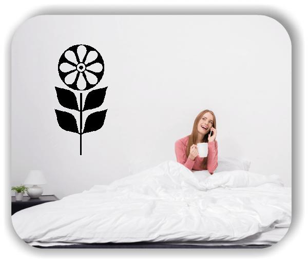 Schnittblumen Wandtattoos - ab 25x50 cm - Motiv 9022