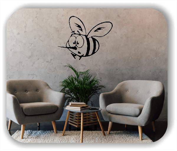 Wandtattoos Tiere - Kleine Biene