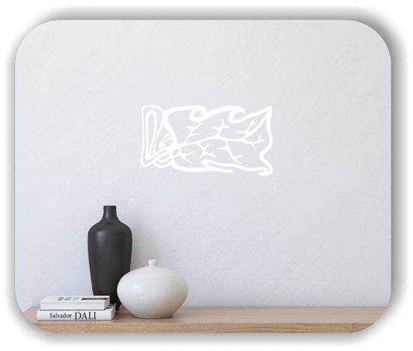 Wandtattoos Ornamente Natur - ab 50 x 25 cm - Motiv 96